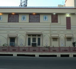 Hotel Mahar Haveli (Bed & Breakfast)