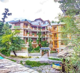 Hotel Himalayan Country House