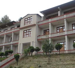 Hotel United - 21 Nanda Devi Mountains