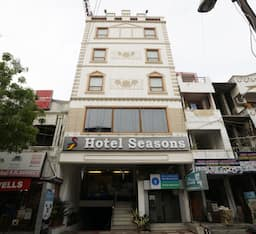Hotel Seasons, Pondicherry