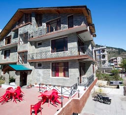 Hotel TG Stays Simsa