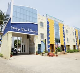 Hotel Soorya Beach Resort