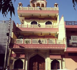 Hotel Baba Haveli-A Heritage Home
