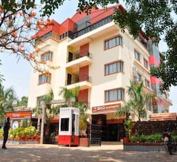 Hotel Hampi International, Hospet