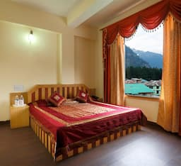 Hotel New Ambika International, Manali