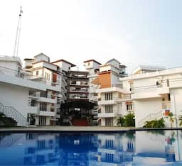 Mermaid Hotel, Cochin
