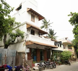 Hotel Coramandal, Pondicherry