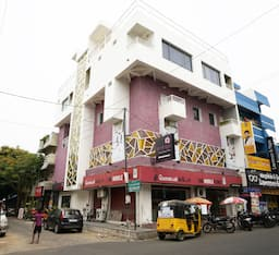 Hotel Le Mirage, Pondicherry