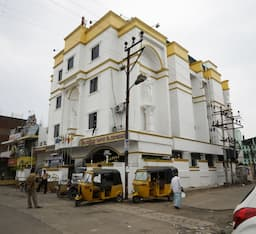 Hotel Sri Sabthagiri, Pondicherry
