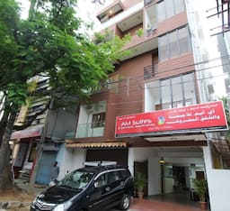 Hotel AM Suites and Service Apartments