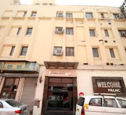 Hotel Welcome Palace Paharganj