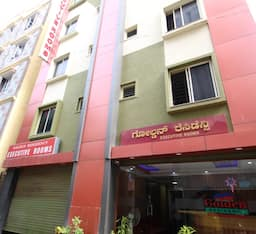 Hotel Golden Residency Guest House