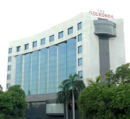 Hotel The Golkonda Hyderabad