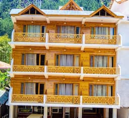 Hotel Apple Paradise, Manali