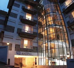 Hotel The Keepsa Residency