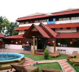 Hotel Sreeragam Luxury Villa Retreat