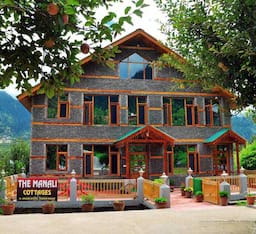 Hotel The Manali Cottages