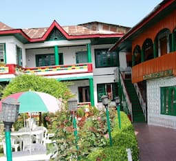 Hotel New Green View 2, Srinagar