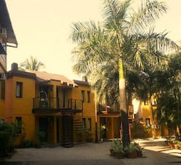 Hotel Silver Sands Beach Resort Daman