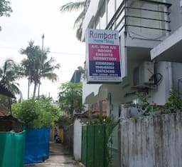 Rampart Homesta & Backpackers Hotels, Cochin