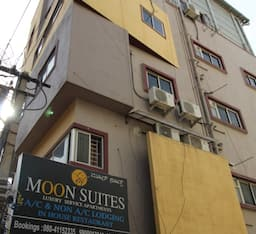 Hotel Moon Suites apartments