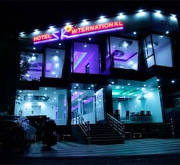 Hotel S.K International