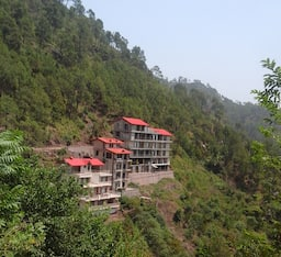 Hotel TG Stays Dharampur