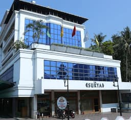 The Surya Hotel, Cochin