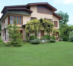 Hotel The Cottage Nigeen