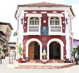 Hotel Panjim Peoples (A Heritage Property)