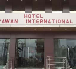 Hotel Pawan International, Pali