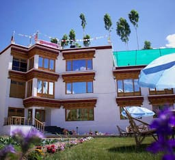 Hotel Ladakh Himalayan Retreat