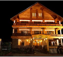 Hotel The Whispering Inn
