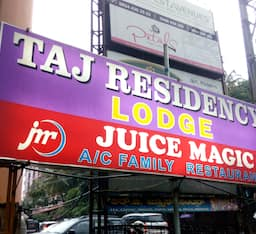 Hotel Taj Residency Boarding & Lodging