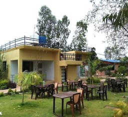 Hotel Tadoba Tiger King Resort ( Kolara Gate )
