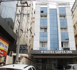 Hotel Gupta inn (Book on Request)