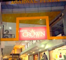Hotel Crown Palace, Bhopal