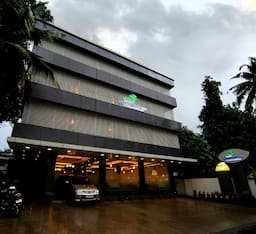 Comfort Inn Apartment Hotel, Cochin