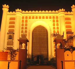 Hotel The Fort Ramgarh