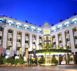 Hotel Sandesh The Prince, Mysore