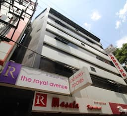Hotel The Royal Avanue