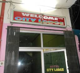 Hotel City Lodge, Una