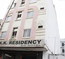Hotel K.K. Residency Kachiguda
