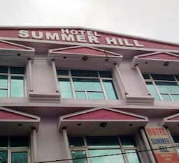 Hotel Summer Hill, Nahan