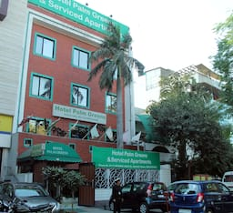 Hotel Palm Greens & Apartments, New Delhi