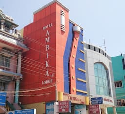 Hotel Ambika Lodge