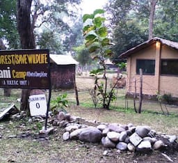 Hotel Bijrani Jungle Camp