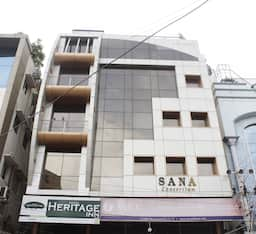 Hotel Heritage Inn