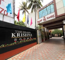 Hotel The Grand Krishna Rooms