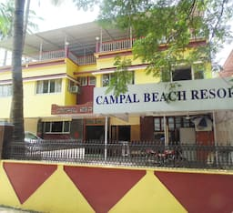 Hotel Campal Beach Resort